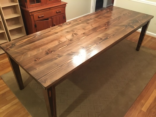 Libertas furniture farmhouse tables and benches for 8ft dining room table