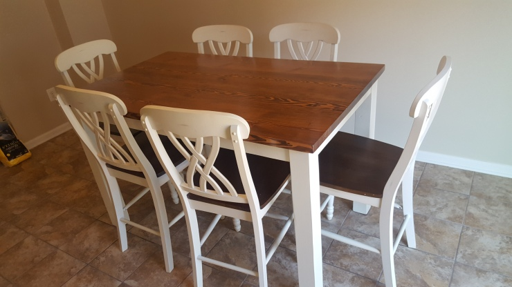 Counter Height Kitchen Table in Fredrick Maryland