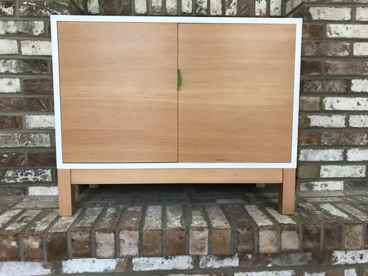 mid century cabinet credenza or buffet